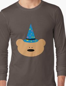 Teddy bear Wizard Long Sleeve T-Shirt