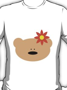 Teddy bear flower T-Shirt