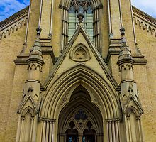 St. James Cathedral by John Velocci