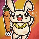 Gangster Rabbit. by LewisJamesMuzzy