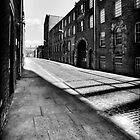 Ancoats Manchester by inkedsandra