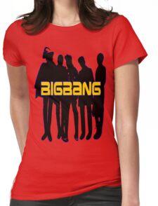 ㋡♥♫Love BigBang K-Pop Clothing & Stickers♪♥㋡ Womens Fitted T-Shirt