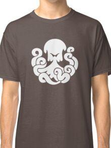Bioshock Infinite Undertow Vigor [White on Black] Classic T-Shirt