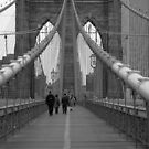 Brooklyn Bridge by Samantha Jones