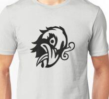 Bioshock Infinite Murder Of Crows Vigor [Black on White] T-Shirt