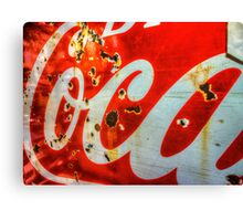 Pepsi Drive-By Canvas Print