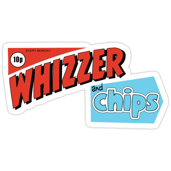 Whizzer and Chips by tvcream
