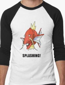 Splashing Men's Baseball ¾ T-Shirt