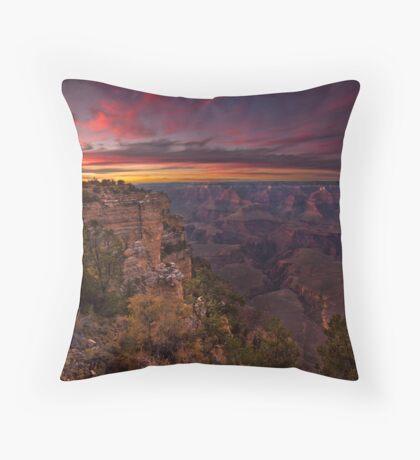 The Grand Illusion Throw Pillow