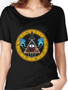 Bill Cipher Women's Relaxed Fit T-Shirt