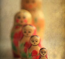 Matryoshka by Ursula Rodgers