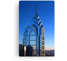 Liberty Place One and Two-Philadelphia, Pennsylvania Canvas Print