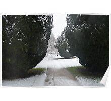 Empty Path Poster