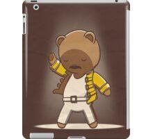 Teddy Mercury iPad Case/Skin