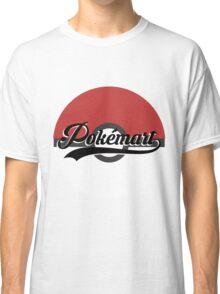 Pokemart retro logo Classic T-Shirt