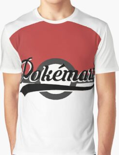 Pokemart retro logo Graphic T-Shirt