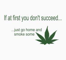 Funny marijuana print by HowardWalsh