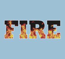 FIRE Kids Tee