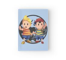 Ness and Lucas Hardcover Journal