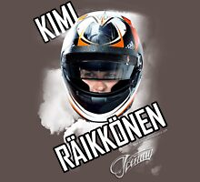 Kimi Raikkonen, 2013 Helmet Unisex T-Shirt
