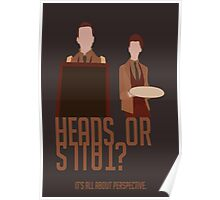 Heads or Tails? Poster
