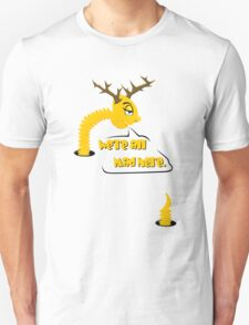 Worm with Horns T-Shirt