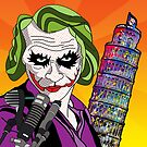 joker in roma italy by mark ashkenazi