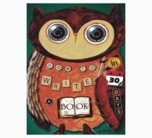 Editorial Owl Kids Clothes