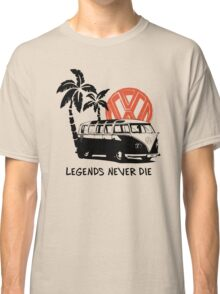 Legends Never Die - Retro BULLY T-Shirt Classic T-Shirt