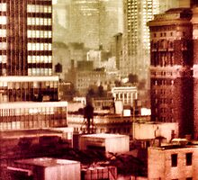 The Old Pan Am Building by Dennis Fehler