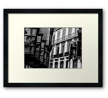 Old Reflections In New Framed Print