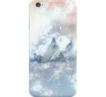 Winter Galaxy iPhone Case/Skin