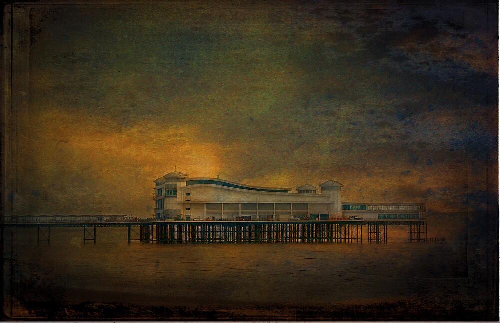 Weston-Super-Mare Pier by Dave Godden