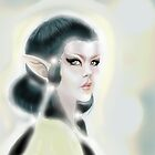 Lady of the Elves of the Light by NightBloomer