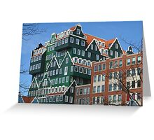 Inntel Hotel Zaandam - Art & Architecture Greeting Card