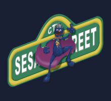 Super Grover Kids Clothes