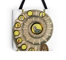 Abode In A Shell Tote Bag