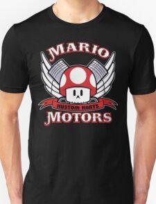 Mario Motors Kustom Karts T-Shirt