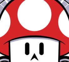 Mario Motors Kustom Karts Sticker