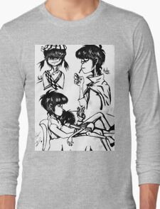 Murdoc and Noodle Long Sleeve T-Shirt