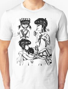 Murdoc and Noodle T-Shirt