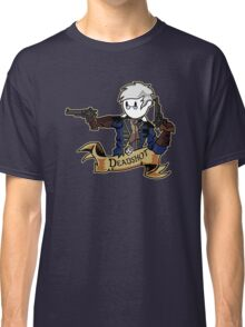 Roll for Shooting Classic T-Shirt