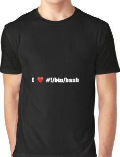 Love Bash Graphic T-Shirt