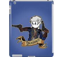 Roll for Shooting iPad Case/Skin