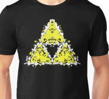 triforce rorchach v2 Unisex T-Shirt