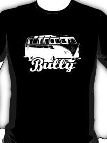 Retro BULLY T-Shirt White T-Shirt