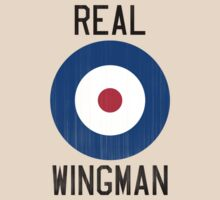 Real Wingman by Mark Minas
