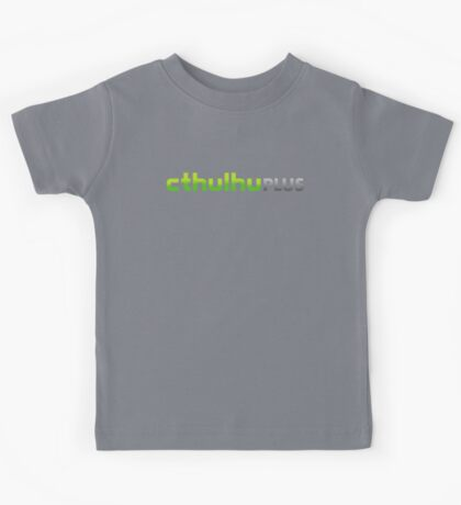CTHULHU PLUS Kids Clothes