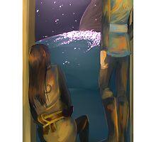 Melancholia by Hoskky
