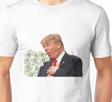 Trump is the greetest Unisex T-Shirt